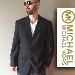 MICHAEL MICHAL KORS Men's Striped Suit - 42R